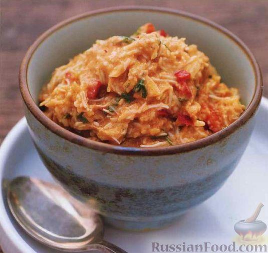 Рецепты соусов к крабам
