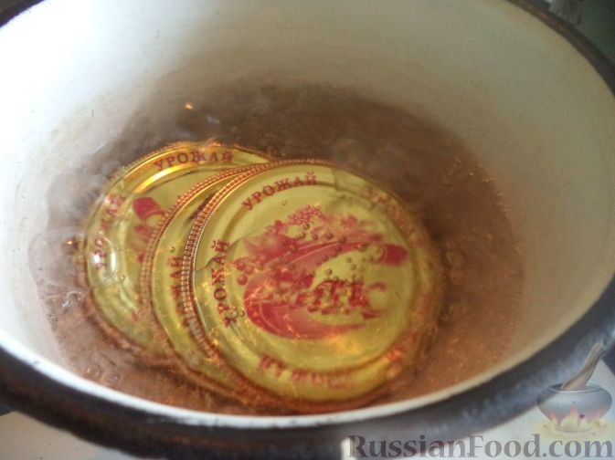 рецепт салата грибочки с баклажан