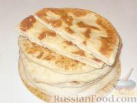 Фото к рецепту: Хачапури с картофелем и сыром