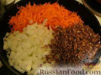 Фото приготовления рецепта: Печеночный торт - шаг №1