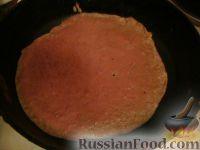Фото приготовления рецепта: Печеночный торт - шаг №3