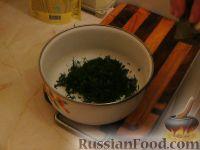 Фото приготовления рецепта: Печеночный торт - шаг №4