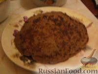 Фото приготовления рецепта: Печеночный торт - шаг №5
