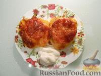 Фото к рецепту: Ленивые перчики