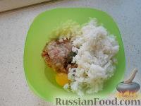 Фото приготовления рецепта: Ленивые перчики - шаг №3