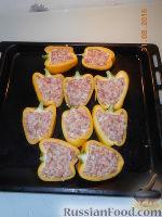 Фото приготовления рецепта: Ленивые перчики - шаг №6