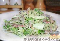 Фото к рецепту: Скандинавский селёдочный салат