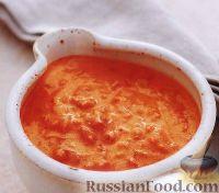 Фото к рецепту: Томатный соус с добавлением водки
