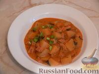 Фото к рецепту: Картофельный гуляш