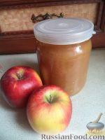 Фото к рецепту: Повидло из яблок