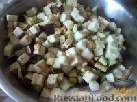 """Фото приготовления рецепта: Баклажаны - """"грибочки"""" - шаг №3"""