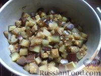 """Фото приготовления рецепта: Баклажаны - """"грибочки"""" - шаг №7"""