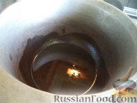 """Фото приготовления рецепта: Баклажаны - """"грибочки"""" - шаг №8"""