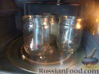 """Фото приготовления рецепта: Баклажаны - """"грибочки"""" - шаг №5"""