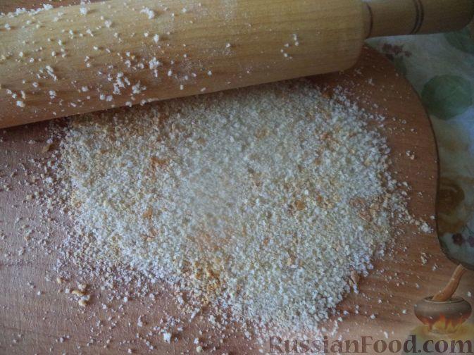 Фото приготовления рецепта: Куриные голени, запечённые с картофелем и цветной капустой (в рукаве) - шаг №4