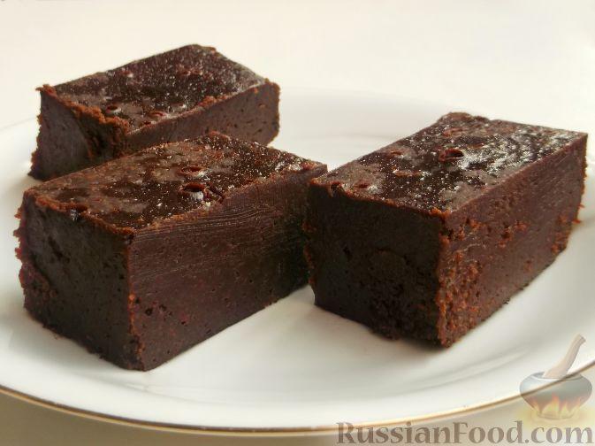 рецепт шоколадные кексы с фото