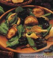Фото к рецепту: Грибное рагу стир-фрай