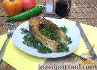 Фото к рецепту: Жареная рыба