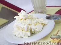 Фото к рецепту: Домашняя сырковая масса