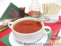 Фото к рецепту: Украинский борщ со свининой