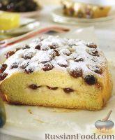 Фото к рецепту: Тосканский хлеб с виноградом