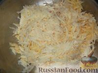 Фото приготовления рецепта: Картофельная драчена (бабка) - шаг №5