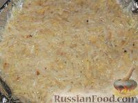 Фото приготовления рецепта: Картофельная драчена (бабка) - шаг №7