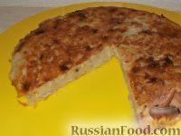 Фото приготовления рецепта: Картофельная драчена (бабка) - шаг №8