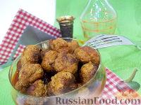Фото к рецепту: Фрикадельки в томатном соусе