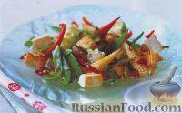 Фото к рецепту: Овощное соте