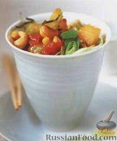 Фото к рецепту: Овощное рагу с кешью