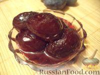 Фото к рецепту: Варенье из сливы