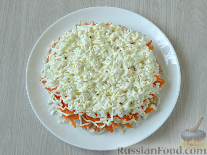 Фото приготовления рецепта: Чесночный хлеб «Улитка» - шаг №16