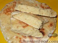 Фото к рецепту: Лаваш грузинский