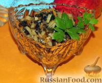 Фото к рецепту: Закуска (салат) из консервированной морской капусты