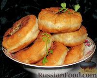 Фото к рецепту: Домашние беляши