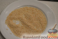 Фото приготовления рецепта: Закусочные шарики с печенью трески - шаг №4