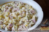 Фото к рецепту: Салат с сухариками
