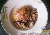 Фото к рецепту: Курица по-баварски