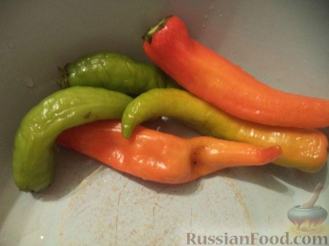 Фото приготовления рецепта: Аджика (3) - шаг №3