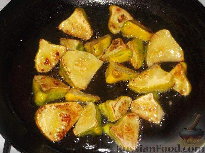 Блюда из патиссонов, рецепты с фото на m: 131