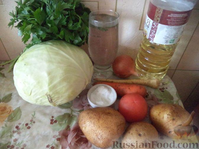 суп с капустой и картошкой рецепт для детей