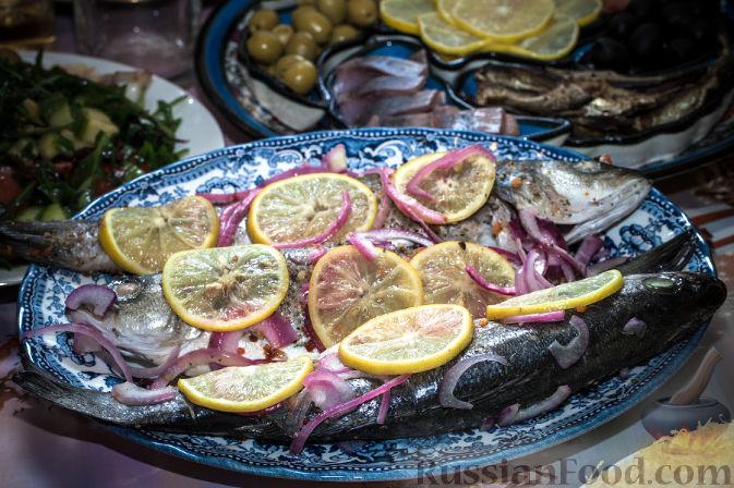 рецепт рыбы в мультиварке фото рецепт