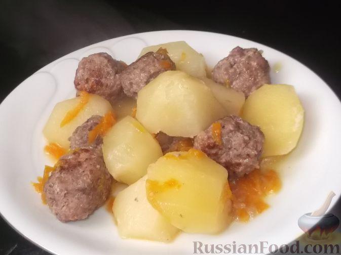 что приготовить с картошкой и с фаршем
