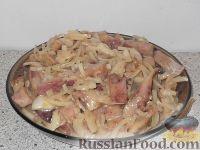 Фото к рецепту: Сельдь, маринованная с горчицей
