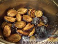 Фото приготовления рецепта: Конфитюр из слив - шаг №3