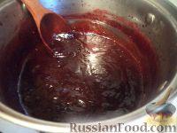 Фото приготовления рецепта: Конфитюр из слив - шаг №9