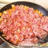 Фото приготовления рецепта: Лазанья по-русски (вариант без соуса Бешамель) - шаг №2