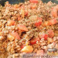 Фото приготовления рецепта: Лазанья по-русски (вариант без соуса Бешамель) - шаг №5