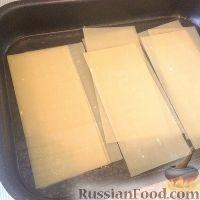 Фото приготовления рецепта: Лазанья по-русски (вариант без соуса Бешамель) - шаг №7